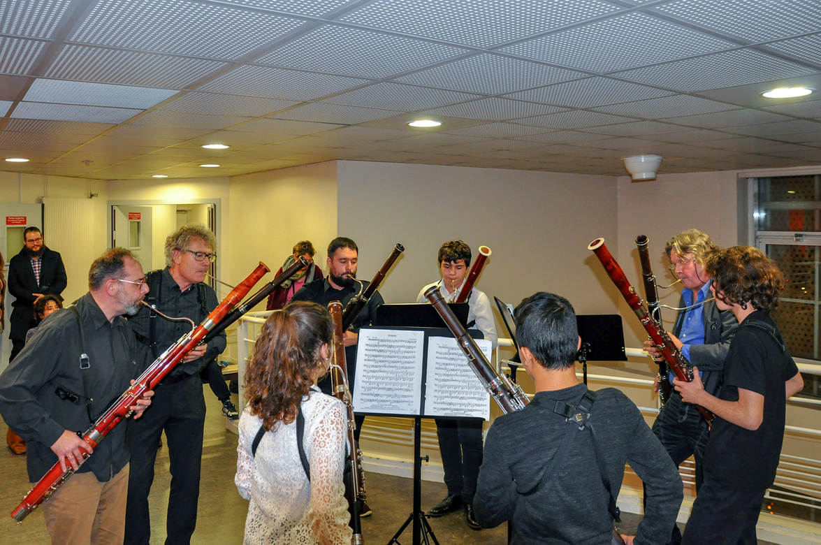 1ère Nuit du Conservatoire : un succès !