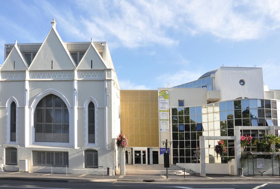 Eté 2019 - Fermeture du Conservatoire