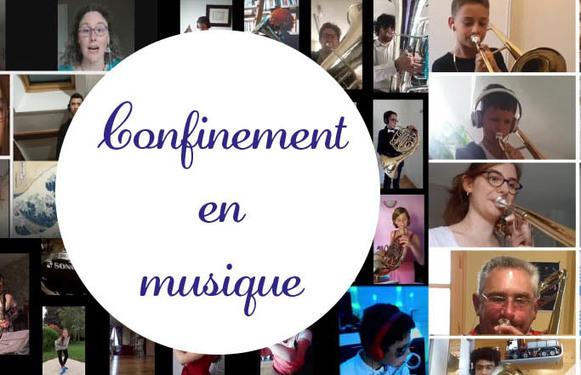 Confinement en musique
