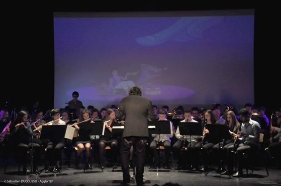 Soirée Ciné-Concert au conservatoire