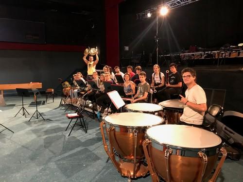 11e Académie d'Orchestre Symphonique