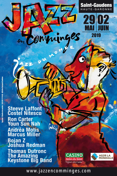 17e édition Festival JAZZ en COMMINGES IN et OFF : Tremplin des Jeunes Talents