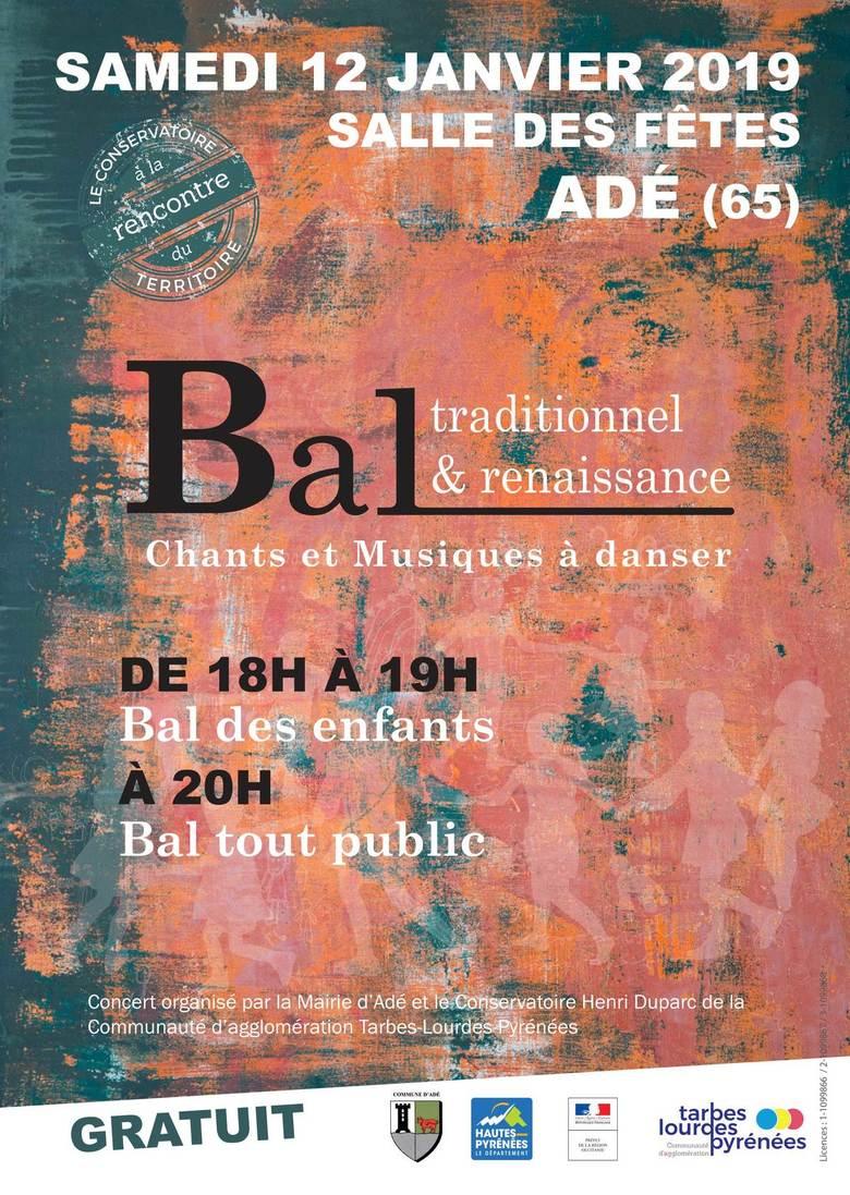Bal traditionnel et renaissance