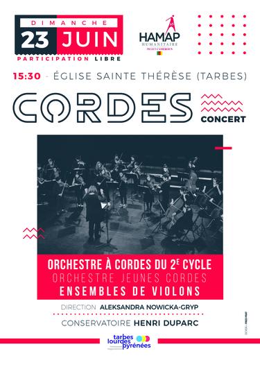 Concert Cordes
