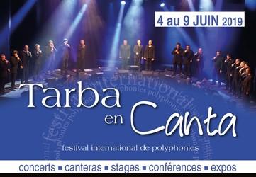 Festival International Tarba en Canta