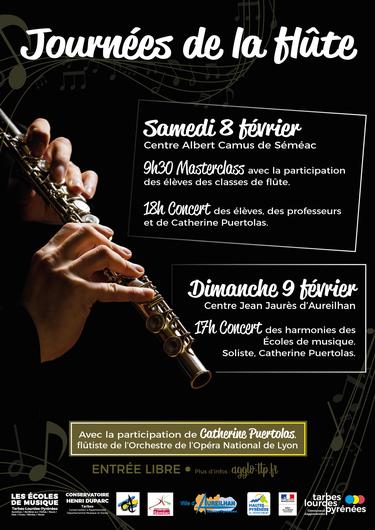 Journées de la flûte