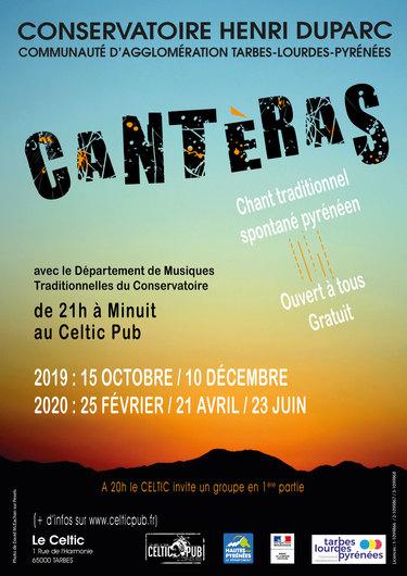 Cantèras du Conservatoire