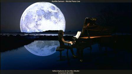 Concert Aurélie Samani en streaming live