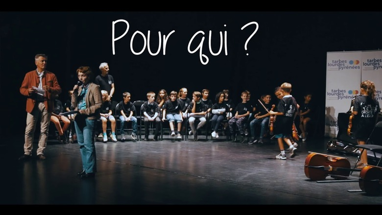 Opération Orchestre à l'École